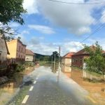 Comisie constituită pentru constatarea și evaluarea pagubelor produse de precipitațiile abundente