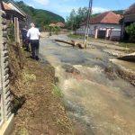 Peste două milioane de lei pentru 26 de localităţi afectate de inundaţii