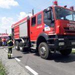 Patru incendii într-o zi. Unul a fost la SC Astra Vagoane Călători
