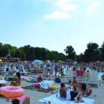 Peste 20.000 de arădeni, la Ștrandul Neptun, în minivacanța de Rusalii