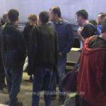 11 cetăţeni turci, găsiți ascunşi într-un automarfar la PTF. Nădlac II