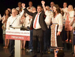"""""""Facem ţara lui Andrei împreună"""". Partidul ADER şi-a lansat candidatul în cursa pentru Cotroceni"""