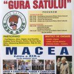 """Festivalul""""Gura Satului"""", la Macea. Dorel Vişan și Ștefan Popa Popa's, invitați"""