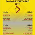 Festivalul Universităţilor de Teatru din România, la Arad