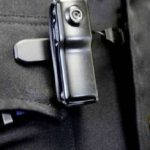 Polițiștii locali din Arad, dotați cu body cam-uri