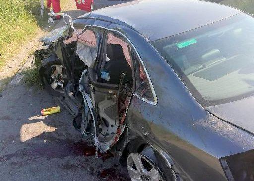 UPDATE Accident între Beliu și Bocsig. Un copil de 9 ani a murit