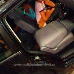 Un bărbat a încercat să își scoată ilegal fiica din țară, ascunsă în mașină