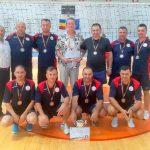 Echipa de volei a ISU Arad, locul III la competiția națională organizată la nivelul MAI