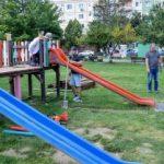 Reparații la locurile de joacă din municipiul Arad