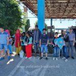 18 migranți afro-asiatici și o călăuză sârbă, depistați la Vărșand