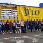 18 cetăţeni străini ascunşi într-un automarfar, descoperiți la PTF Nădlac II