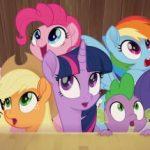 """Animația """"Micul meu ponei/My Little Pony"""", proiectată la cinematograful din Grădiște"""
