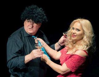 """Un nou spectacol la Teatrul de Vară din Arad. Se joacă """"Old love"""""""