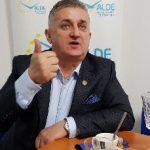 Pistru: ALDE Arad îi cere lui Tăriceanu să își anunțe candidatura în alegerile prezidențiale