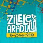 Zilele Aradului 2019. PROGRAM