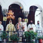 Praznicul Schimbării la Faţă a Mântuitorului sărbătorit la Mănăstirea Hodoş-Bodrog