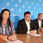 USR și-a prezentat candidații pentru primăriile Zădăreni și Bata