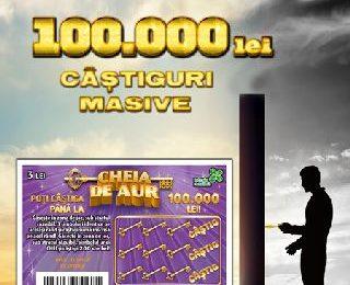 """Loteria Română lansează lozurile răzuibile """"Cheia de Aur"""" şi """"Zodiac x 3"""""""