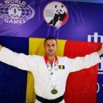 Daniel Lazăr, medalie de bronz la Jocurile Mondiale ale polițiștilor și pompierilor 2019, în China