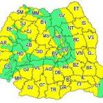 Cod galben de caniculă în aproape toată ţara. Este vizat și județul Arad