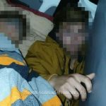 Copil ascuns în microbuz, pentru a fi scos ilegal din țară