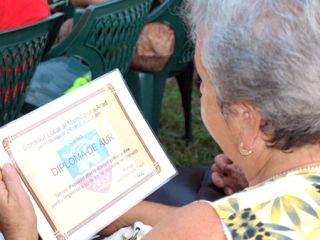 Diplome de aur pentru arădenii care împlinesc 50 de ani de căsătorie neîntreruptă