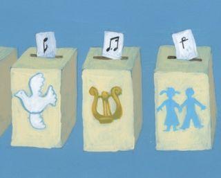 Românii pot vota cântece reprezentative pentru ţara noastră, pentru Cartea de cântece a UE
