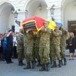 Alpinistul Zsolt Torok, înmormântat cu onoruri militare