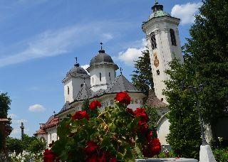 Hramul principal al Mănăstirii Hodoş – Bodrog. PROGRAM
