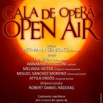 """Gala de operă """"Open Air"""", la Arad. Invitați din Italia, Ungaria și Venezuela"""