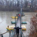 """Primarul Bibarț anunță: """"Vom amenaja un pod nou la Trei Insule"""""""