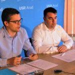 USR Arad solicită auditarea Consiliului Județean, a Primăriei și companiilor din subordine