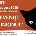 Ziua Informării Preventive. Porți Deschise la ISU Arad