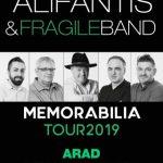 """Nicu Alifantis, la Arad. Turneul """"Memorabilia"""" – un omagiu adus teatrului românesc"""