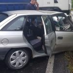 UPDATE Accident pe DN 7, la Lipova. Un șofer a fost rănit