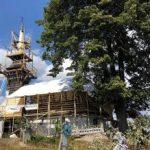 Biserica din Luncșoara, restaurată. Consiliului Județean Arad contribuie cu 25.000 de lei