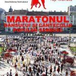 Maratonul dansului și cântecului popular sârbesc, la Arad