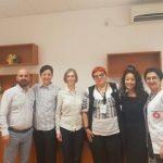 Medici din S.U.A. într-un schimb de experiență Spitalului Clinic Județean de Urgență Arad