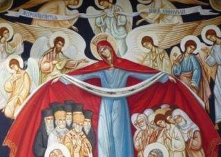 Acoperământul Maicii Domnului, mare sărbătoare a credincioşilor în prima zi din octombrie
