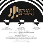 Romanian Chamber Orchestra va concerta la Arad