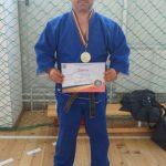 Pompier din Ineu, medaliat cu aur în finala MAI la judo