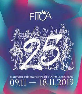 Festivalul Internațional de Teatru Clasic Arad, ediția cu numărul 25. Ce spectacole se vor juca