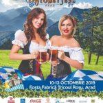 Bere, preparate specifice, concursuri și momente artistice, la Oktoberfest