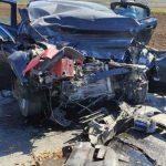 O arădeancă a murit într-un accident de circulație