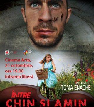 """Kira Hagi și Toma Enache, la lansarea filmului """"Între chin și amin"""""""