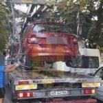 28 de mașini staționate neregulamentar, ridicate de pe domeniul public