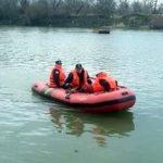 Bărbat căzut din barcă în râul Mureș. Autoritățile au început căutările