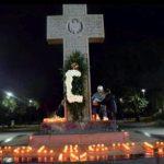 """Arădenii au comemorat victimele din clubul """"Colectiv"""""""