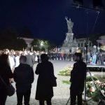 Eroii Revoluţiei Paşoptiste, comemorați în Parcul Reconcilierii din Arad