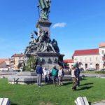 """Incident în Parcul Reconcilierii, la Statuia Libertății. """"Să vină primaru'!"""""""